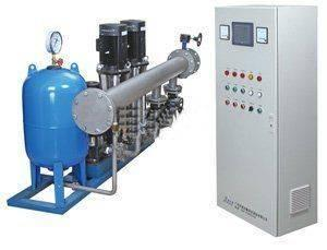 HV590 Used in Water Supply Solution
