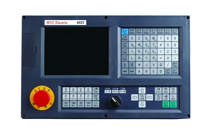 602T CNC controller for Turning Machine