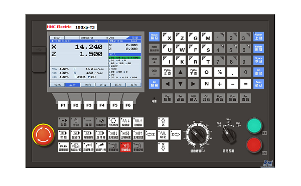 808xp-T CNC controller for Turning Machine